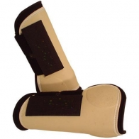 OPEN FRONT TENDON BOOTS