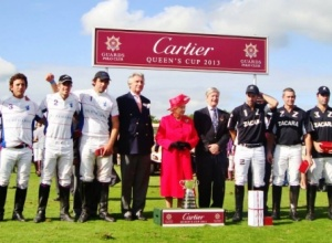 Queen's Cup Final England: The difference between the Argentine and English polo tournaments.