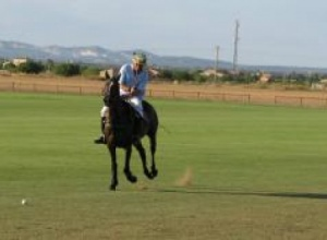 Palo Alto Polo club visits Spain
